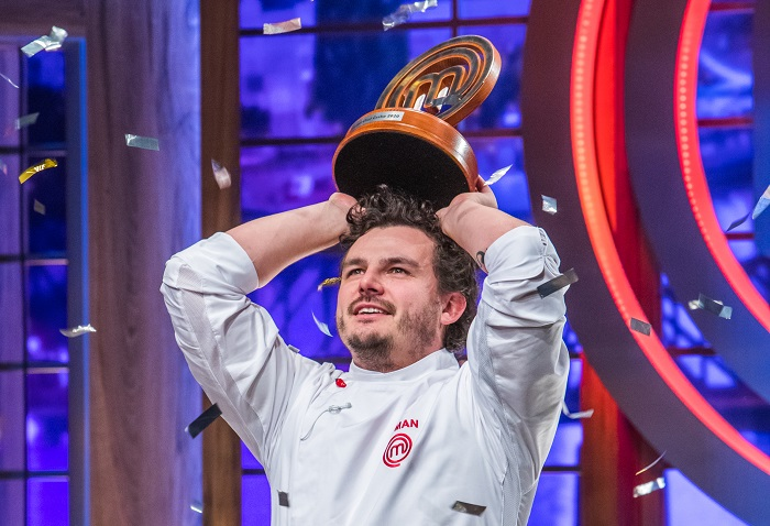 Titul MasterChef Česko 2020 získal Roman Staša, zdroj: TV Nova