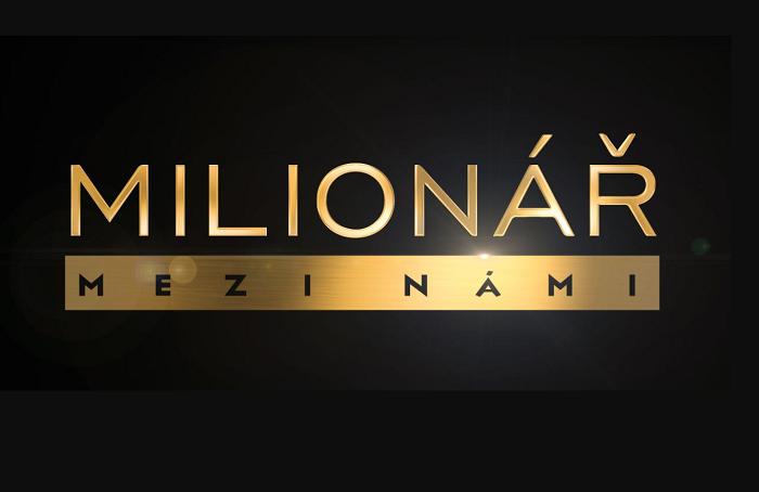 Logo pořadu Milionář mezi námi, zdroj: FTV Prima