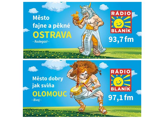 Zdroj: Rádio Blaník
