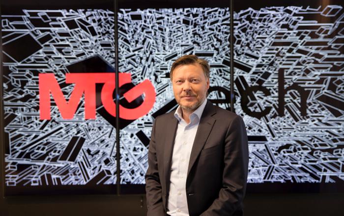 Generální ředitel MTG Jørgen Madsen Lindemann, foto: MTG