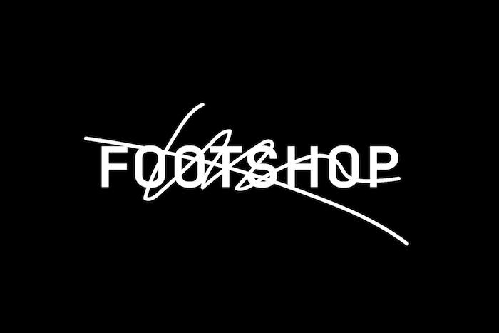 Nové logo Footshopu od Studia Najbrt, zdroj: Footshop