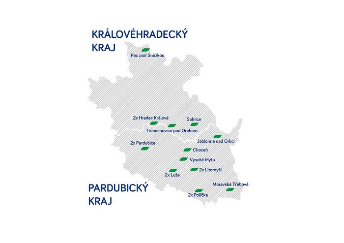Třicet let fungují Potraviny Kubík v ČR, aktuálně mají 17 prodejen, zdroj: Potraviny Kubík