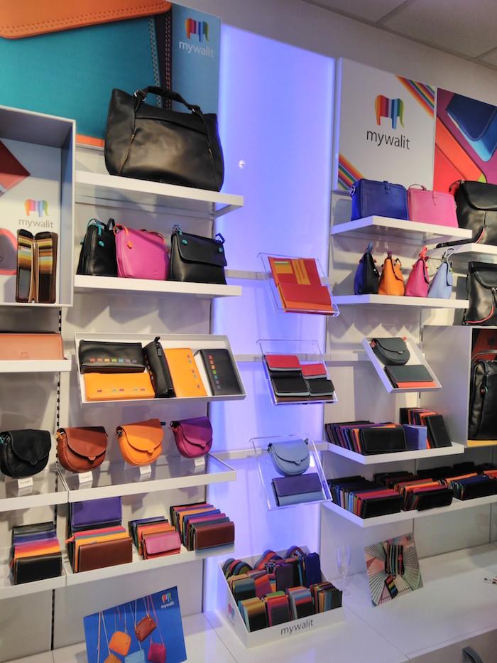 My Walit nabízí ručně šité a barevné peněženky, tašky, kabelky a jiné módní doplňky, foto: MyWalit.