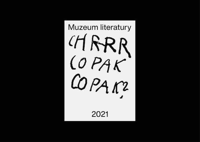 Nová vizuální identita Muzea literatury, zdroj: 20YY Designers