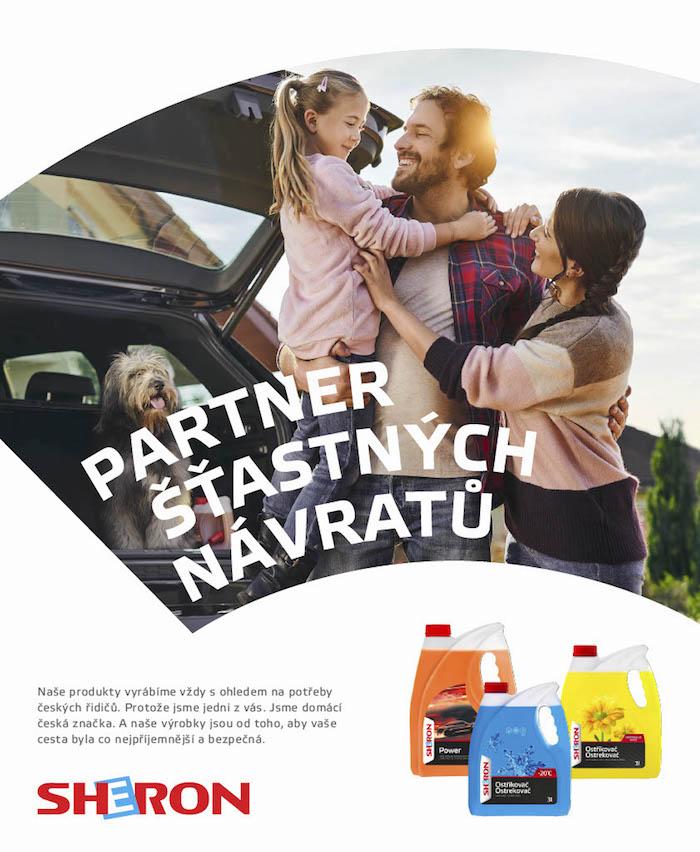 Ukázka reklamní kampaně pro značku Sheron, zdroj: Comtech Can