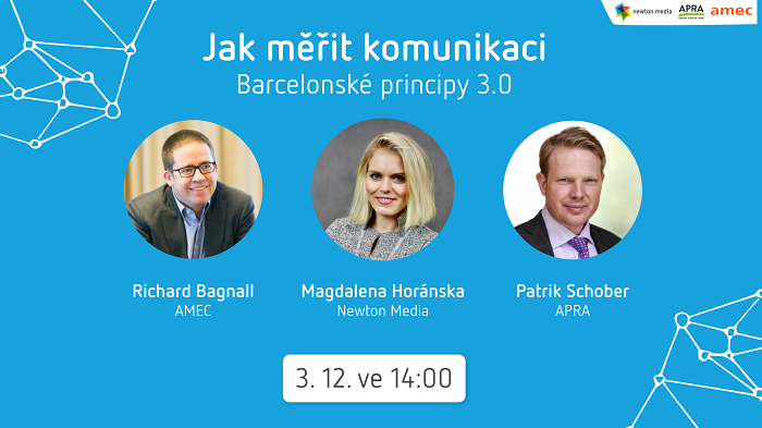 Pozvánka na webinář k Barcelonským principům 3.0