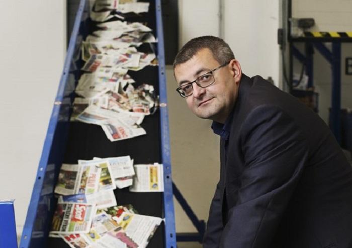 Petr Novák, foto: PNS