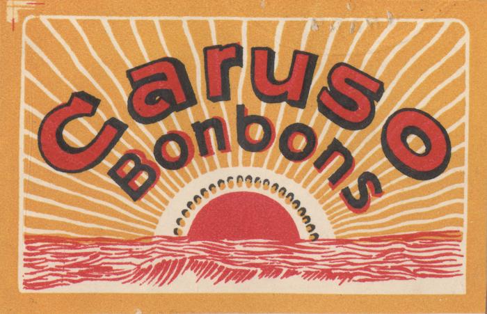Hašlerky se zpočátku jmenovaly Caruso, v Československu původní název velký úspěch neslavil, zdroj: Nestlé.