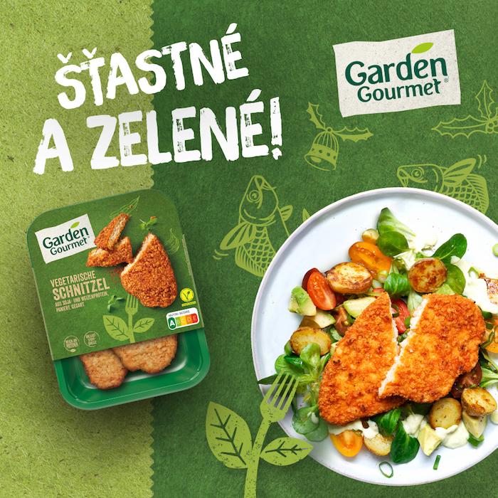 Zdroj: Garden Gourmet