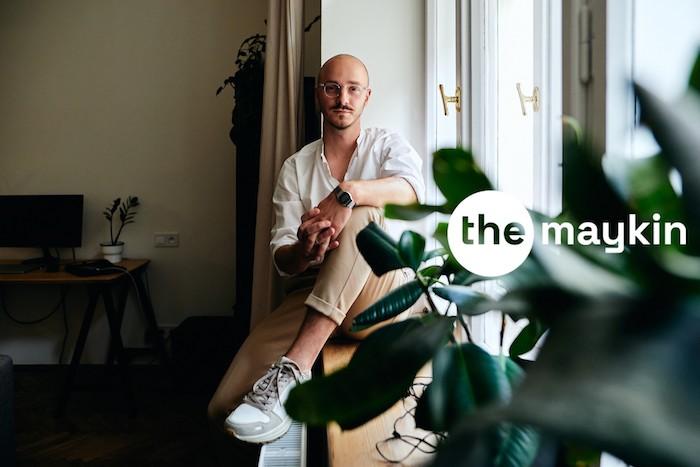 Matej Lupták, zdroj: The Maykin