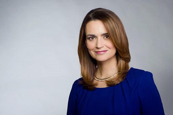 Daniela Písařovicová, zdroj: Česká televize