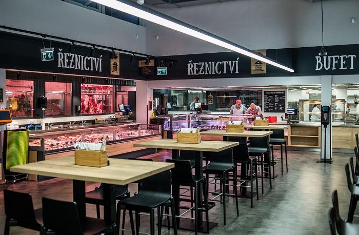 Prodejna v Praze na Pankráci končí, zdroj: Globus
