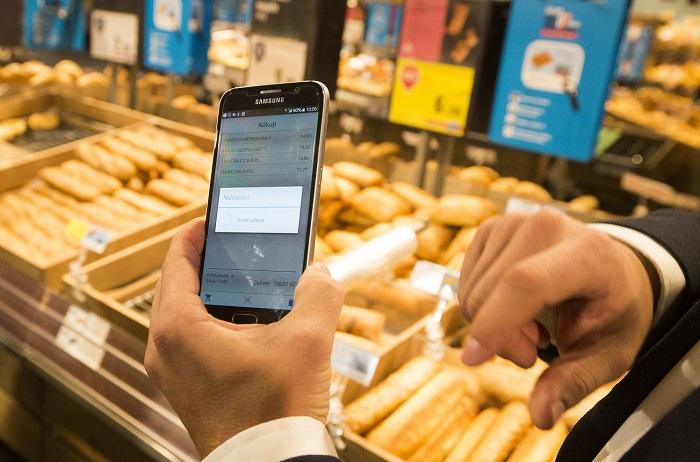 Díky pandemii začali zákazníci využívat aplikací víc než dřív, zdroj: Tesco