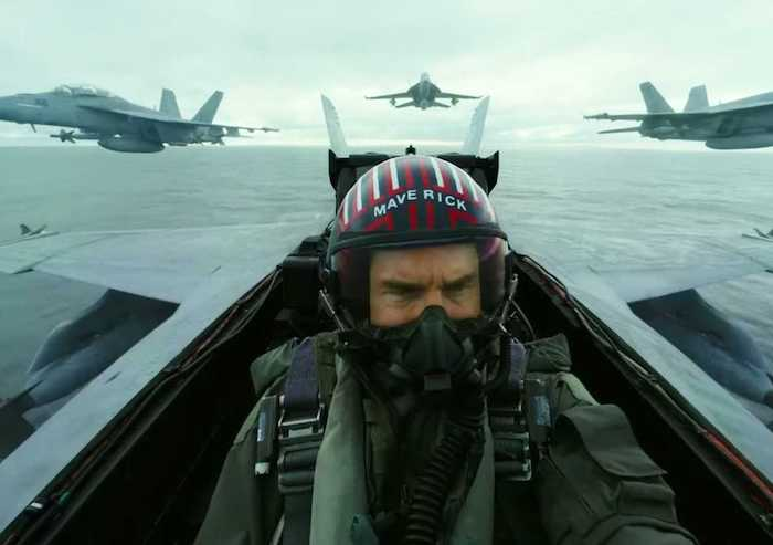 Z filmu Top Gun: Maverick