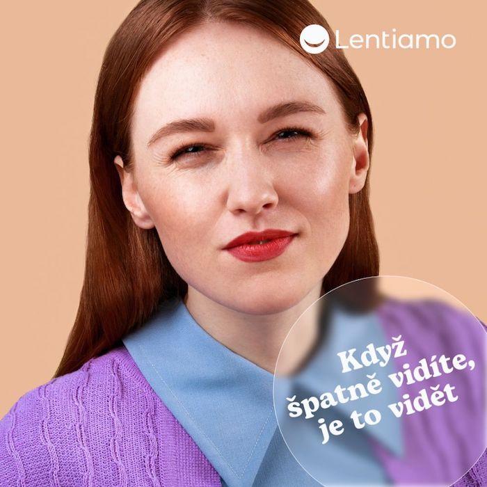 Reklama na Lentiamo, zdroj: Lentiamo