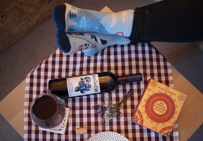 Borůvčák je po Rybízáku nejprodávanějším vínem, zdroj: Rybízák