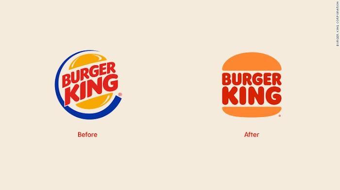 Burger King mění logo, zdroj: Burger King.
