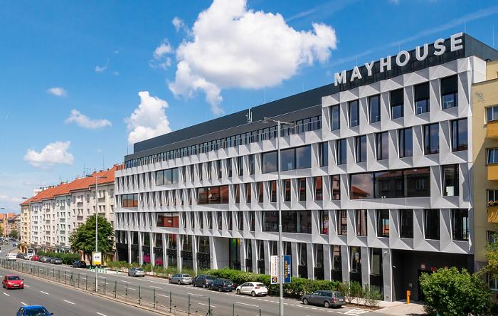 Budova Mayhouse, zdroj: CPI