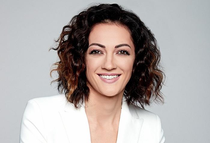 Silvia Majeská, zdroj: TV Nova