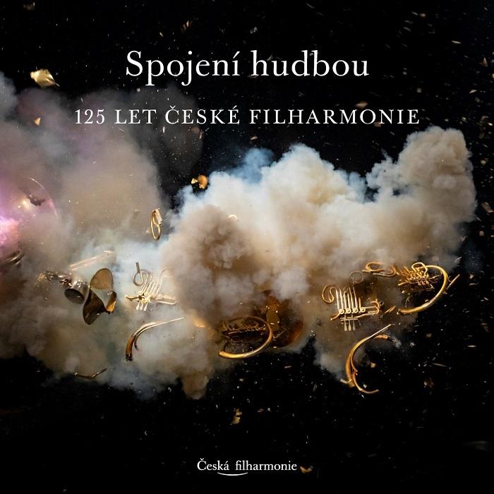 Vizuál kampaně 125 let České filharmonie, zdroj: Česká filharmonie