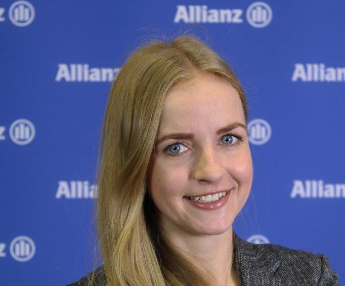 Kateřina Ikráthová, specialistka interní a externí komunikace Allianz pojišťovny, foto: Allianz