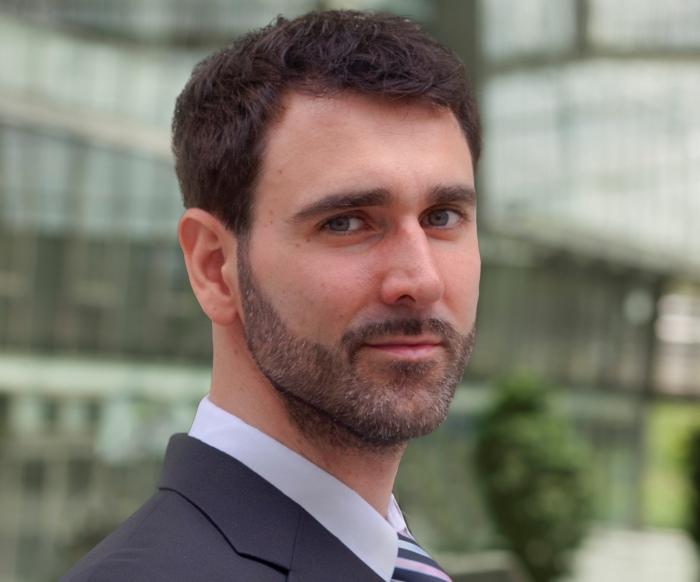 Jan Krčmář, nový PR manažer poradenské společnosti EY, foto: EY