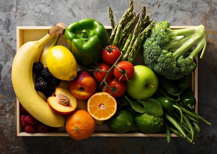 Celkový nárůst prodeje ovoce a zeleniny za rok 2020 byl podle agentury Nielsen zhruba 6 %, zdroj: Shutterstock