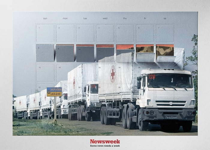 Newsweek - Humanitarian Invasion