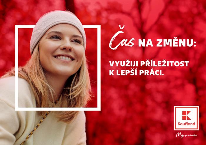 Kaufland má novou náborovou kampaň, zdroj: Kaufland