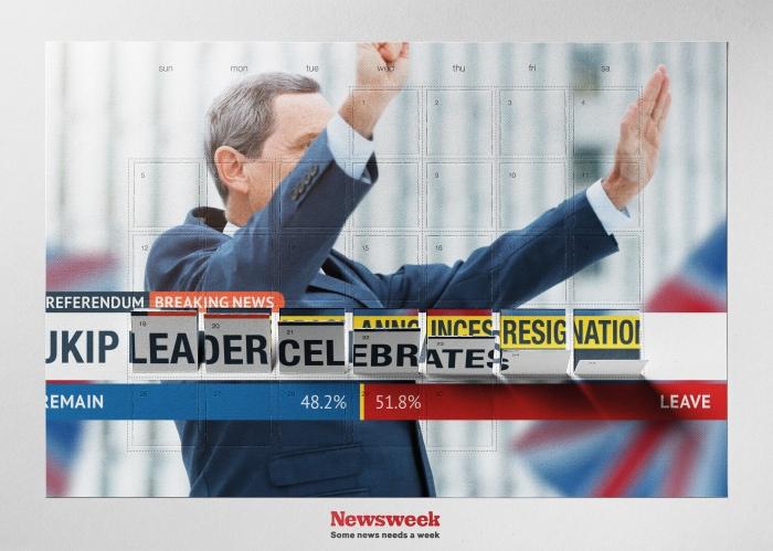 Newsweek - Victory Resignation
