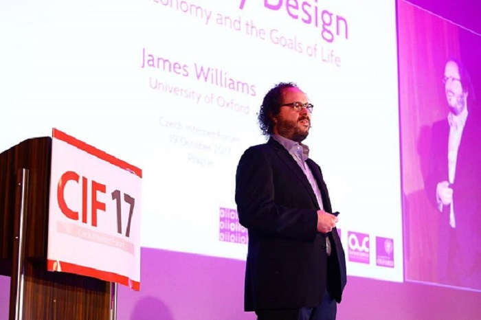 James Williams, foto: Internet Info