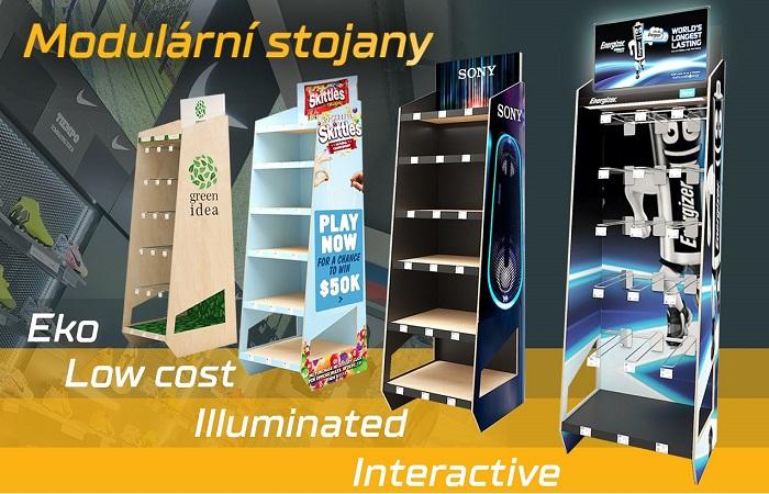 Stojany mají být především multifunkční a ekologické, zdroj: Moris design