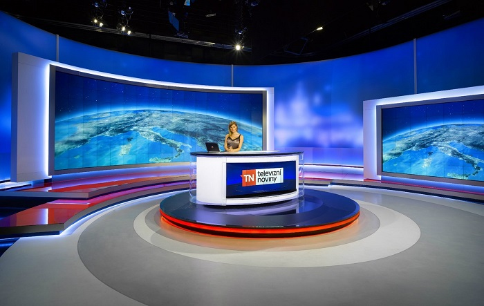 Studio TV Nova, foto: TV Nova