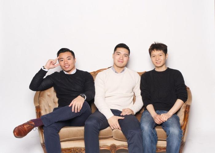 Všichni tři zakladatelé se narodili v Česku, zleva Sonny Nguyen, Lukáš Pham a Leo Do, zdroj: Nulisec