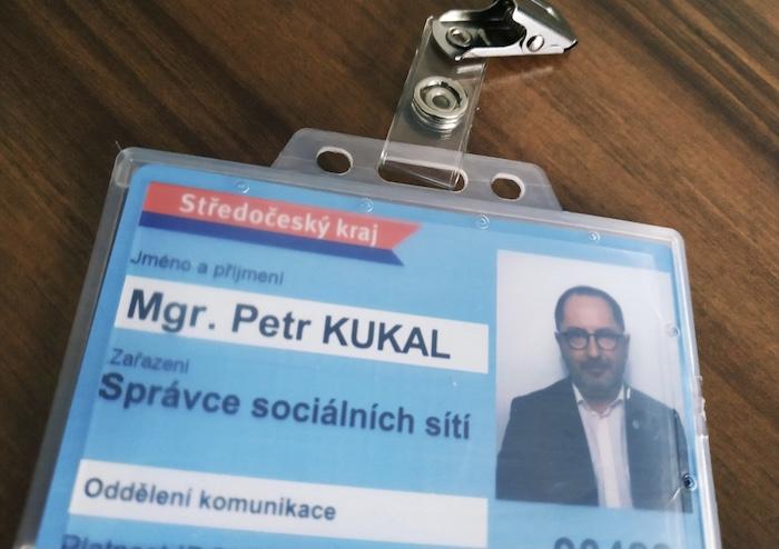 Nová funkce Petra Kukala, zdroj: TW KTweetuje