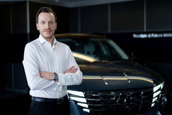 Jan Przyczko, zdroj: Hyundai Motor Czech