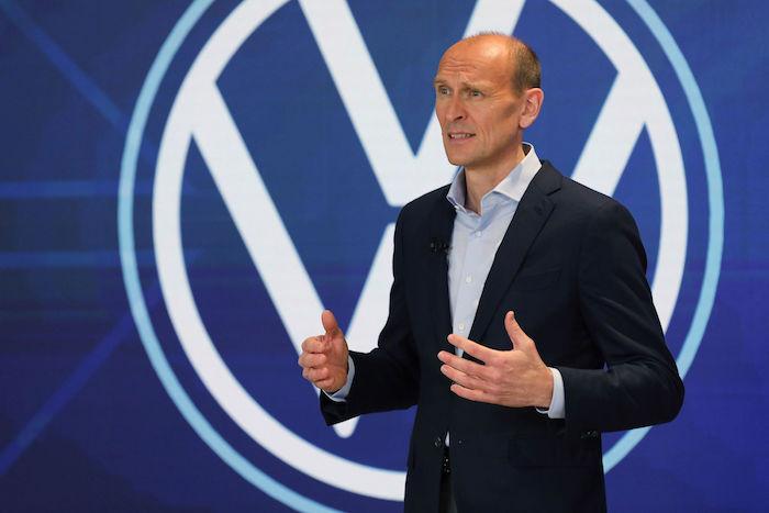Ralf Brandstätter, CEO Volkswagenu, zdroj: Volkswagen