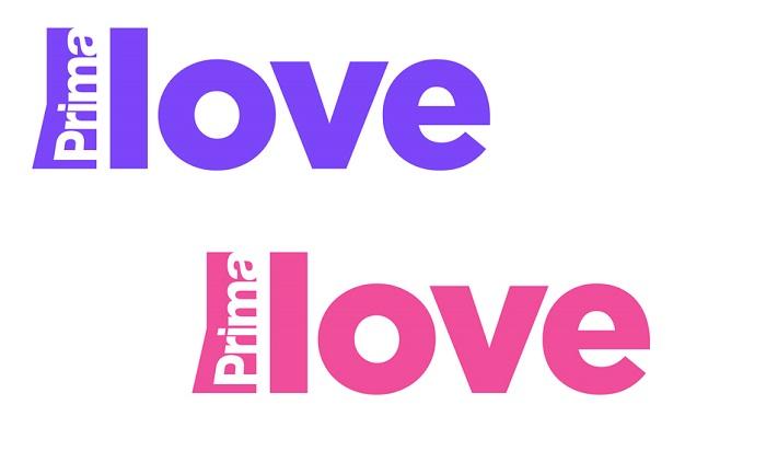 Prima Love se vrátila k původně růžovému logu.