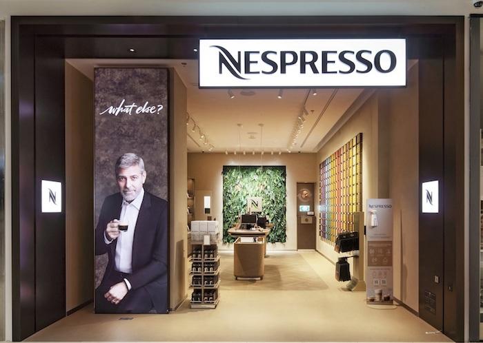 Nový Nespresso Boutique in Mall v pražské Metropoli Zličín, zdroj: Nespresso