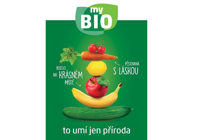 Nová řada produktů pod značkou my Bio má i obaly šetrné k životnímu prostředí, zdroj: Penny