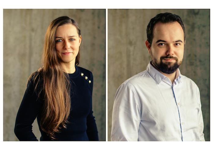 Kristýna Turner a Jan Šrámek, zdroj: Publicis Groupe