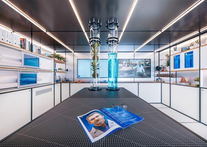 Interkativní laboratoř Svět bez kouře, zdroj: Philip Morris ČR