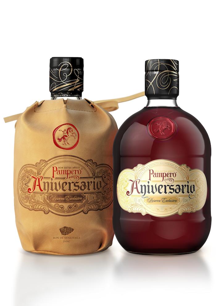 Rum Pampero v novém designu, zdroj: Stock Plzeň – Božkov