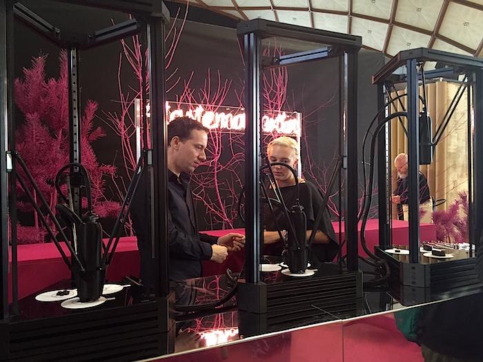 Hi-tech cukrárna v podání T-Mobile, foto: MediaGuru.cz