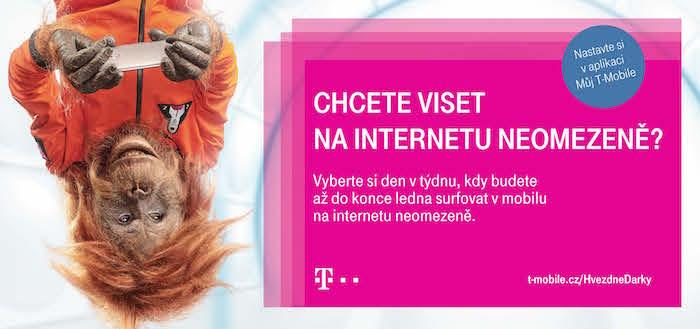 Vánoční kampaň T-Mobile, foto: T-Mobile