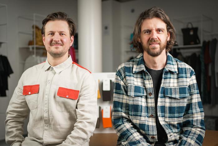 Jan Bouška a Jakub Veselský, zakladatelé Freshlabels, foto: Filip Trefil