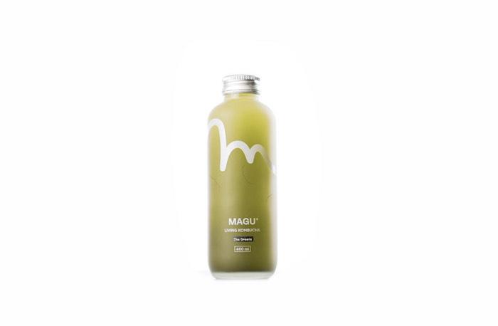Současná láhev Magu, zdroj: Magu