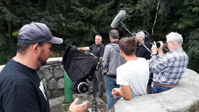 Z natáčení série Já, Kajínek, foto: FTV Prima