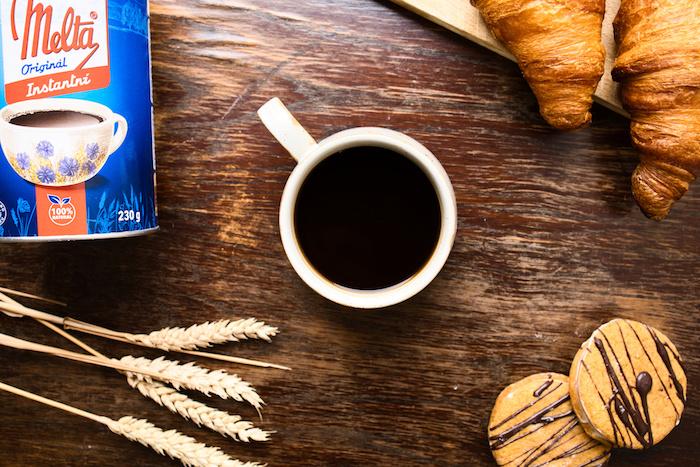 Na podzim chce Melta představit i novou příchuť své instatní varianty, zdroj: Kávoviny.