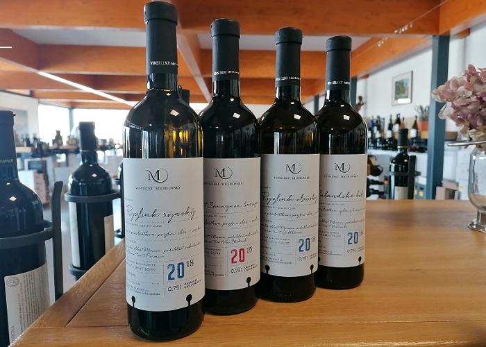 Řetězce tvoří vinařství asi 70 % obratu, tato řada byla vyrobena pro Globus, zdroj: Vinselekt Michlovský